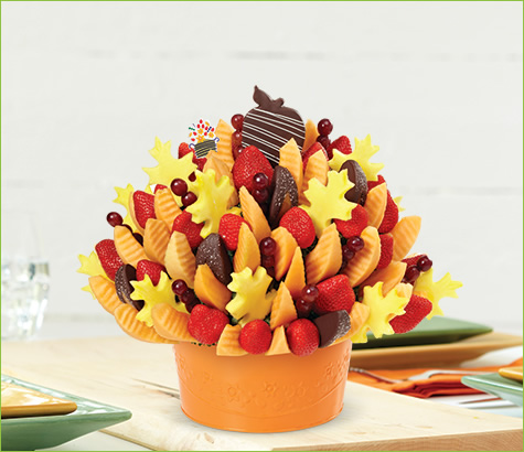 سولتد كراميل هارفست بارتي | Edible Arrangements®